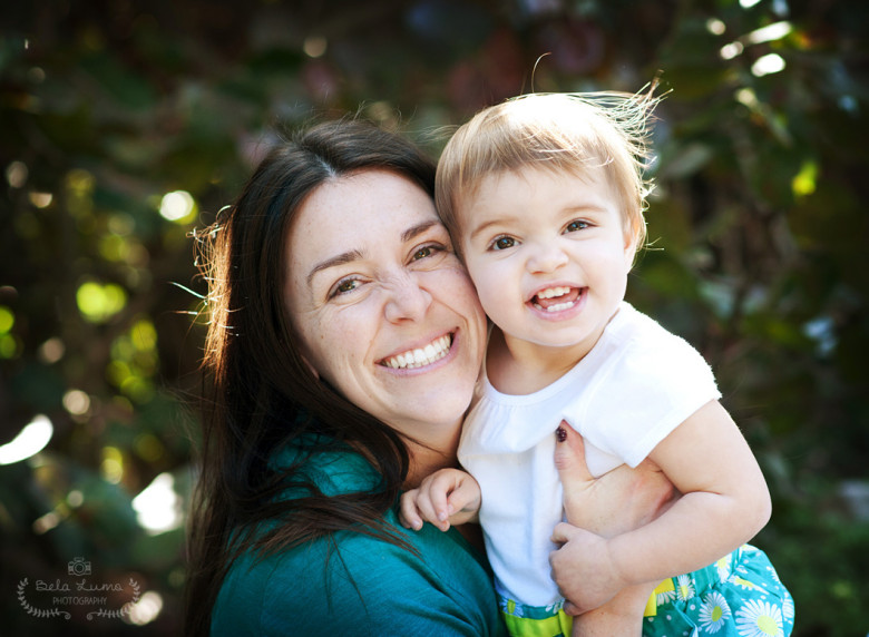 Family portrait session in Eau Gallie, FL - 3/13